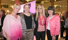 Pretty in Pink – Girls' Night Out Celebrated Breast Cancer Awareness