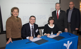 Philips and Bon Secours Charity Health System Announce $180 Million, Long-term Strategic Partnership to Support Transformation of Patient Care and Build Healthier Communities